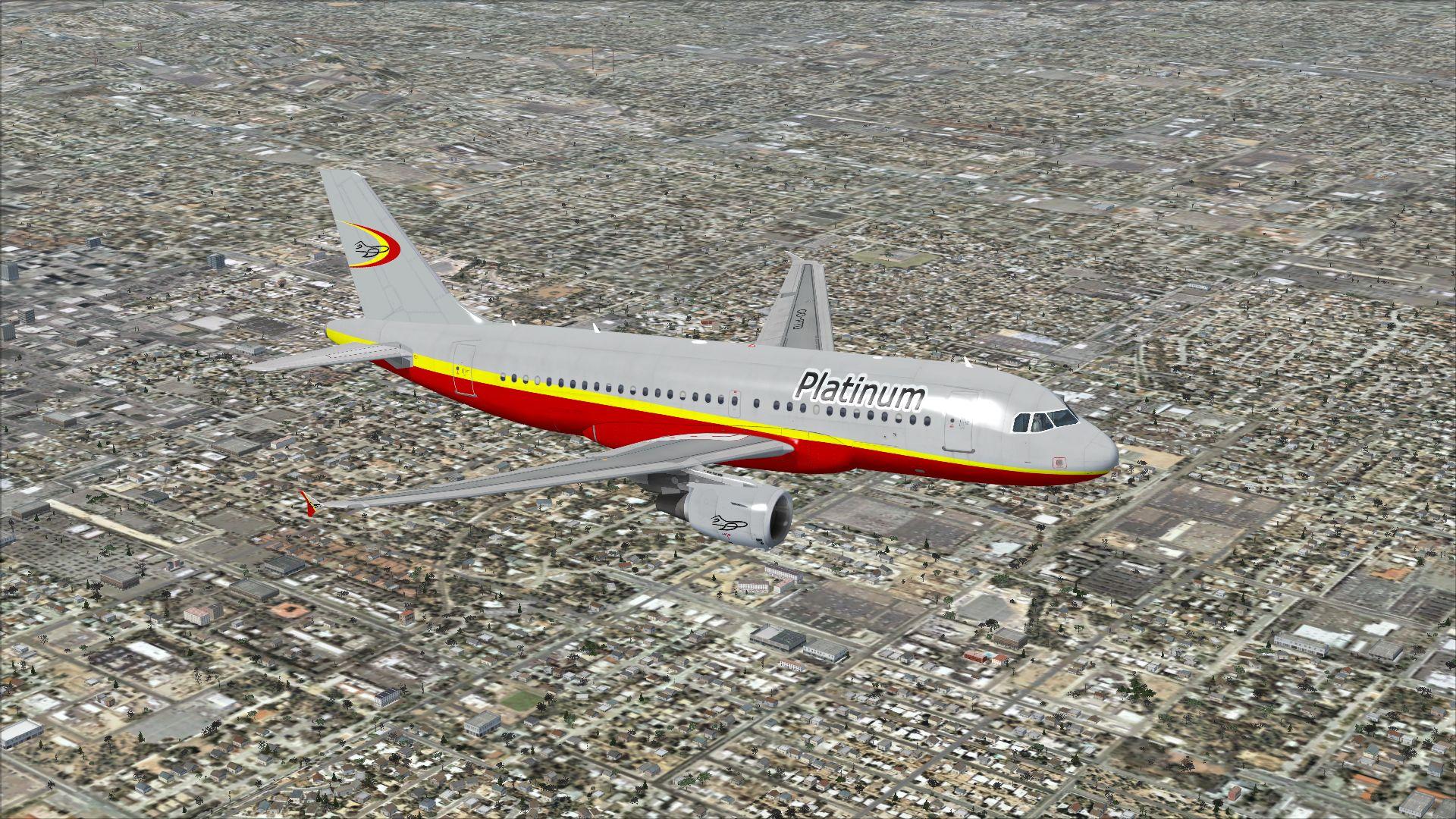 Platinum Airways - HOME